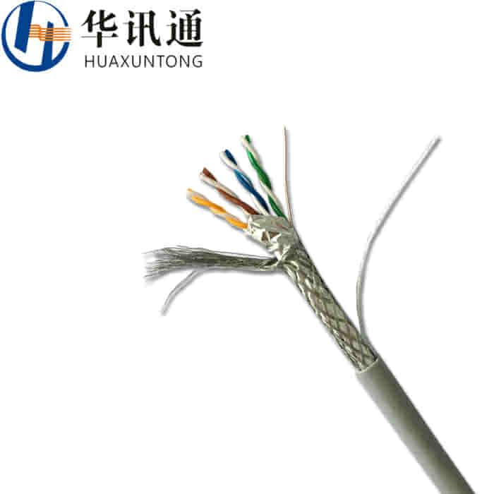SFTP六类(双屏蔽)网线