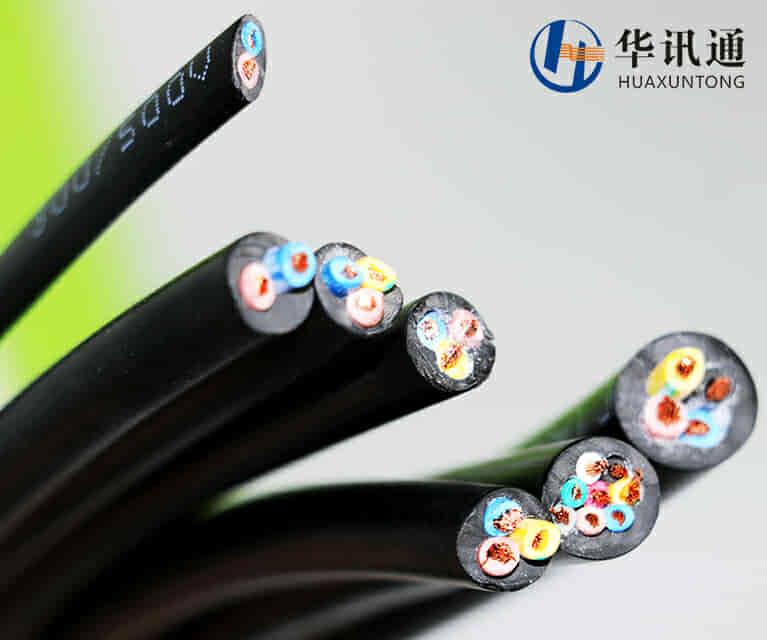 电源线RVV3芯 0.12、0.2...平方护套线